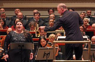 Angela Meade Concert